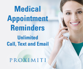Medical Appointment Reminders, Unlimited Calls, Text and Email